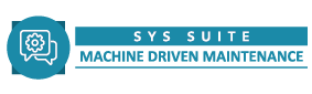 Machine-driven Maintenance - SYS Suite | Sygest Srl